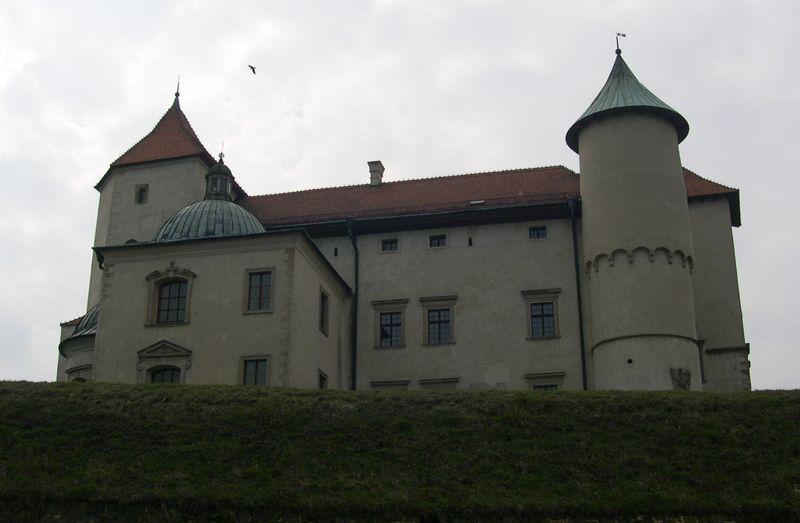 Zamek w Wiśniczu Nowym