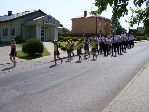 Grunwald Krasne 2010