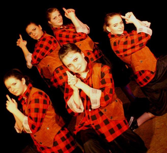 występ w Krasnem 2010